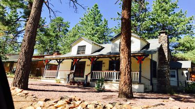Photo for 4BR Cabin Vacation Rental in Big Bear Lake, California