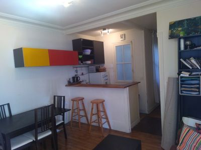 Photo for Apartment in the heart of the Martyrs district (South Pigalle)