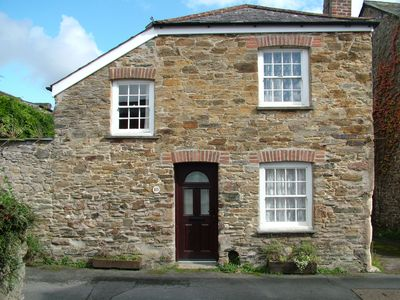 Photo for Geranium Cottage ,Detached three bedroom cottage, centre  of Lostwithiel PL22