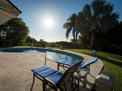 Photo for Wonderful 5 bedroom property on Royal Westmoreland's - Swimming pool & Resort access