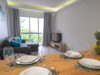 Photo for Ocean View Madeira - relax in the modern apartment, beautiful views of the ocean