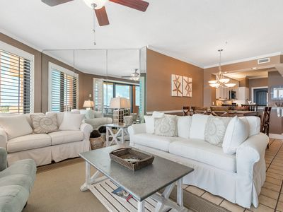Photo for 603C - Stunning 2BR Beach Front Condo!