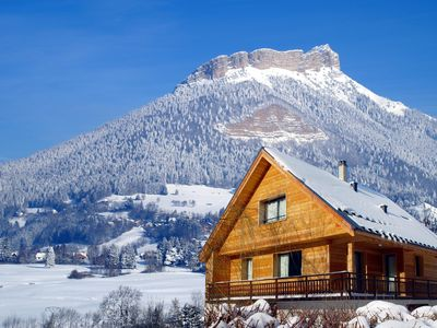 Photo for Charming chalet, Comfort: 10 people, Charteuse Regional Park