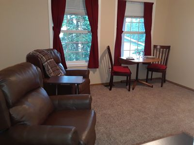 Photo for Private & Quiet Executive Suite with Amenities to call your home away from home.