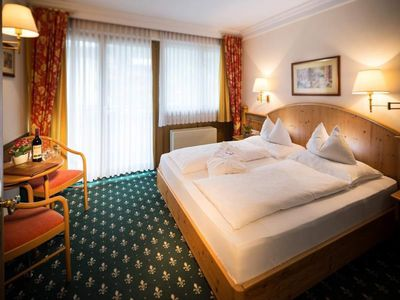 Photo for Double room with shower od. Bathroom, WC - Hanneshof, Hotel