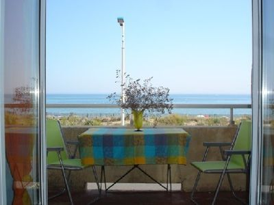 Photo for detached villa by the sea