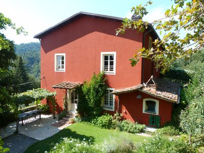 Photo for RELAX&PRIVACY IN 1700 FARMHOUSE(real private swimmingpool only for your use)