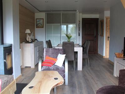 Photo for 3BR Apartment Vacation Rental in Chamonix-Mont-Blanc, Auvergne-Rhône-Alpes