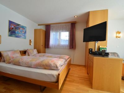 Photo for One bedroom Apartment, sleeps 2 in Saas-Fee with WiFi