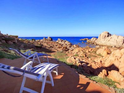 Photo for Vacation home La Cala (VGM615) in Vignola Mare - 6 persons, 3 bedrooms