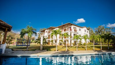 Photo for Golf Condo F1-B2: Nice view and access to the largest pool in Hacienda Iguana