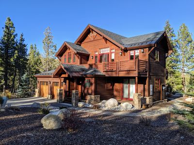 Photo for Luxury Family Friendly Smart Home with On Hill Ski Locker close to Mtn