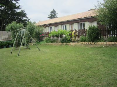 Photo for Country house with private pool 6 persons, 3 bedrooms
