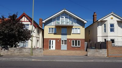 Photo for Beach House at Lee on the Solent  (Ground floor only)