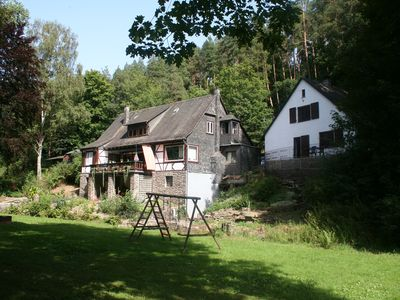 Photo for Cottage in a forest, located between Rhine and Mosel