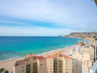 Photo for Nice apartment with sea views