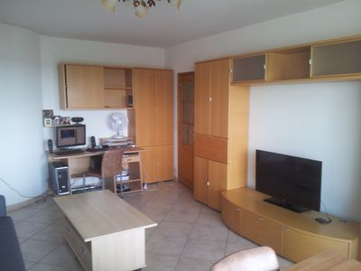 Photo for 1BR Apartment Vacation Rental in Woluwe st lambert, Bruxelles