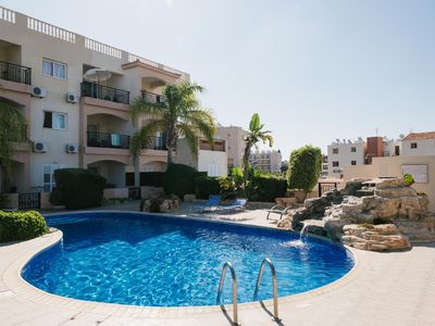 Photo for Sun Island Apartment Universal Area Kato Paphos
