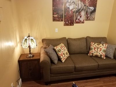 Photo for 1BR House Vacation Rental in Weaverville, North Carolina
