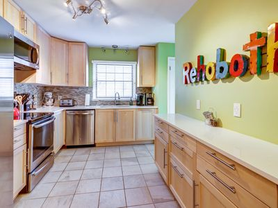 Photo for In-Town Rehoboth Home For 6+ People! 4 Blks To Ocean Walk Everywhere!
