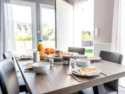 Photo for Vacation home Les Goelettes in Quiberon - 6 persons, 3 bedrooms