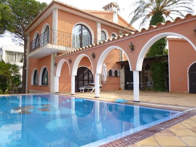 Photo for Apart-Rent-House at the canal with pool and mooring (0003)