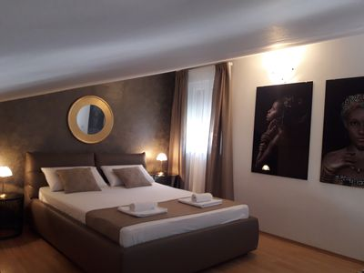 Photo for Holiday apartment Opatija for 1 - 5 persons - Holiday apartment