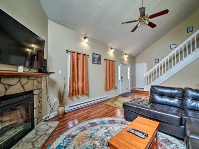 Photo for NEW! Long Pond Home w/Patio - Mins to Water Parks!