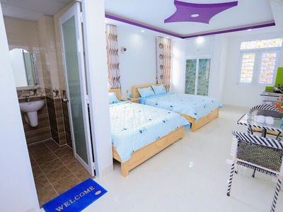 Photo for Brand new apartment very close to Nha Trang beach