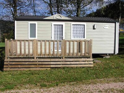 Photo for Camping Les Granges Bas ** - Mobile home 3 Rooms 4 People