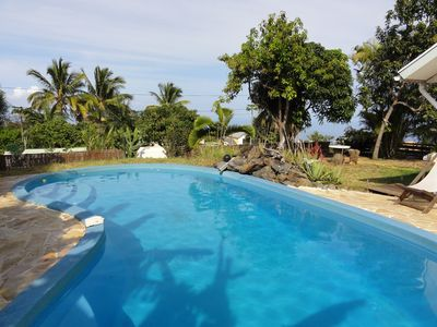Photo for BUNGALOW COMFORT for 2 or 4 with heated pool P.