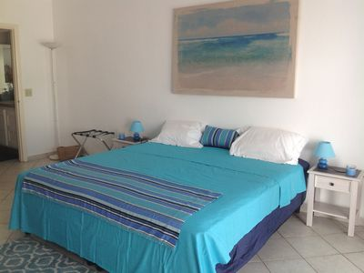 Cupecoy Very Large  Studio next to Mullet Bay Beach,   airport (5 mins drive)
