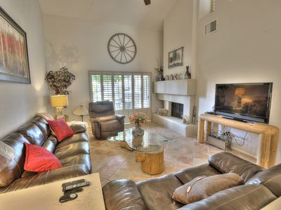Photo for Charming 2bd Condo with Community Tennis Courts/Pool & Spa