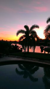 Beautiful Sunsets right from your backyard!