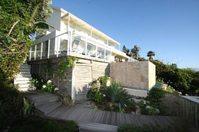 Photo for Highly Appointed Family Villa with Infinity Pool, Sea Views