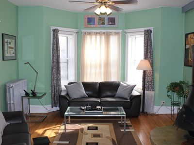 Photo for New Listing! Bright And Cozy 1-BR Getaway In Lincoln Square - Great Intro Rates
