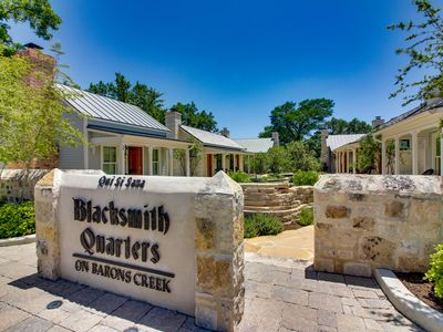 Photo for 11BR Cabin Vacation Rental in Fredericksburg, Texas