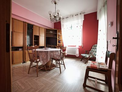 Photo for Bright apartment in the center of Campobasso