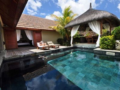Photo for Vacation home Oasis Villa 2 in Grand Baie - 4 persons, 2 bedrooms