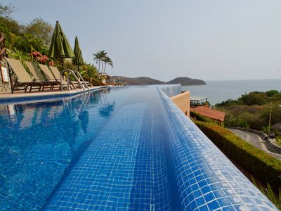 Photo for Casa Que Ve Al Mar -  The best views and close to the pool