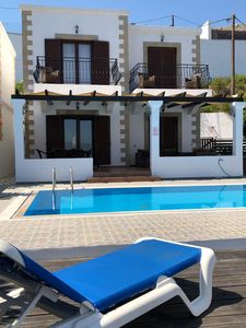 Detached Villa with Private Pool, close to the beach and Outstanding Sea Views