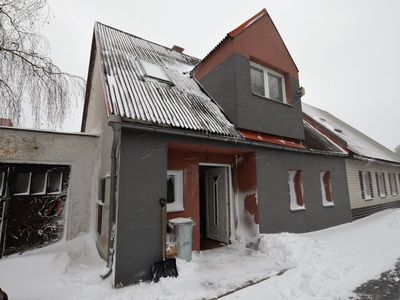 Photo for Lovely holiday home with woodburning stove in the Ore Mountains, 11 km from Keilberg ski center