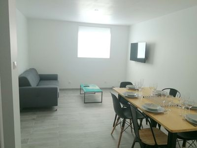 Photo for Townhouse La Rochelle near center, beaches, train station