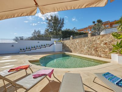 Photo for Villa Arabica in Mas Nou with two swimming pools