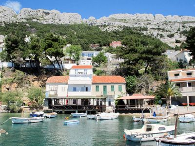 Photo for Apartment Leut (OMI110) in Omis - 4 persons, 1 bedrooms