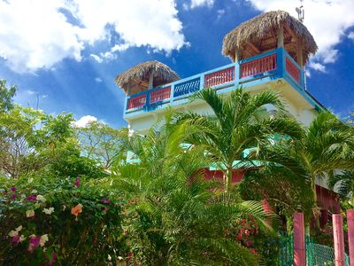 Photo for Coral Cottage Jamaica - Caribbean seaside villa, right outside of Negril!