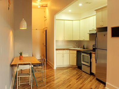 Photo for Gorgeous 1BR Loft In Greenpoint With Everything Included