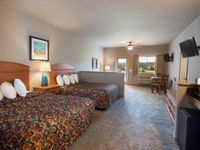 Clean, simple accommodations. Friendly staff, nice amenities.