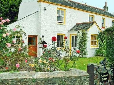 Photo for Sunnyside Cottage with Sea Views in the heart of Charlestown.  (SUMMER PRICES)