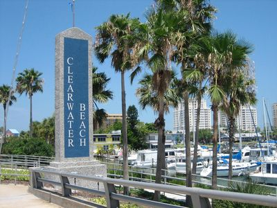 Welcome to Clearwater Beach